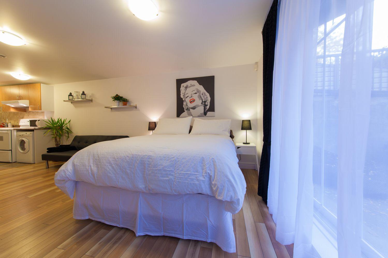 Studio louer pour courte ou longue p riode montr al for Studio meuble a montreal
